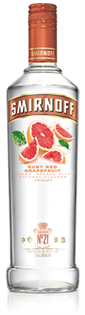 Smirnoff Vodka Ruby Red Grapefruit 1.75l